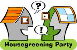 Housegreeningparty De Bilt « Transition Towns Utrechtse Heuvelrug | Eetbare Stad | Scoop.it