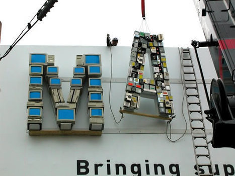 A Billboard that speaks loudly about recycling and reusing e-waste | Psychology of Consumer Behaviour | Scoop.it