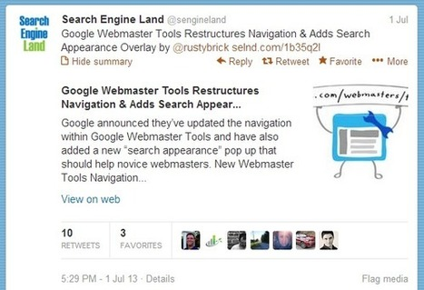 Use Twitter Cards For Branding & Local SEO | SEO Referencement Google | Scoop.it