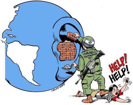 ISRAELI PROPAGANDA INC. | HumanRight | Scoop.it