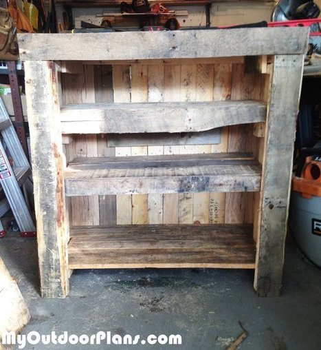 DIY Pallet Planter | MyOutdoorPlans | Free Woodworking Plans and Projects, DIY Shed, Wooden Playhouse, Pergola, Bbq | Garden Plans | Scoop.it