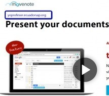 Movenote creado para docentes | tecnologias en el aula | Scoop.it