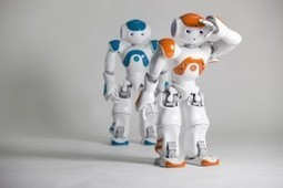 IA-Robots le blog de la révolution robotique – Aldebaran Robotics présente NAO nouvelle génération | IA-Robots le blog de la robotique et de l'intelligence artificielle | Scoop.it
