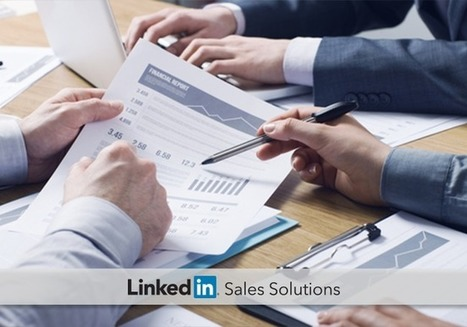Why Financial Services Firms Are Sold On Social Selling | Social Selling:  with a focus on building business relationships online | Scoop.it