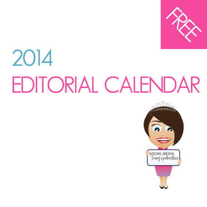 2014 Editorial Calendar Template | smfg | Scoop.it