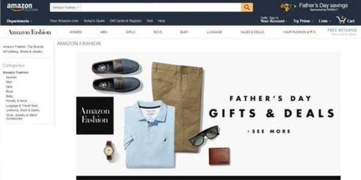 Comment Amazon va (finalement) réussir son pari dans la mode | Digitalisation & Distributeurs | Scoop.it
