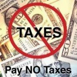 Hey, Mitt, 7000 Millionaires Paid No Taxes In 2011 | Daily Crew | Scoop.it