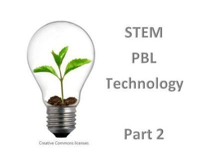 Part 2: STEM, STEAM, Makers: Over 40 Amazing STEM Resources | Tech Learning | STEM Connections | Scoop.it
