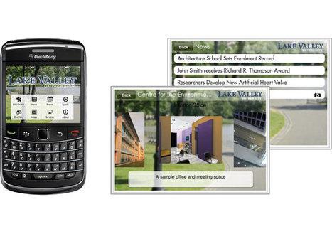 Desire2Learn Announces Release of Latest Mobile Platform - Desire2Learn Campus Life | AAEEBL -- ePortfolio Platforms | Scoop.it