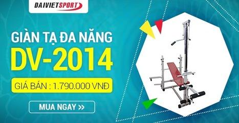 ĐẠIVIỆTSPORT- phân phối thiết bị,dụng cụ thể thao chính hãng | Tổng hợp | Scoop.it