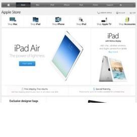 Retrouvez des offres importantes de la boutique Store apple sur | codes promos | Scoop.it