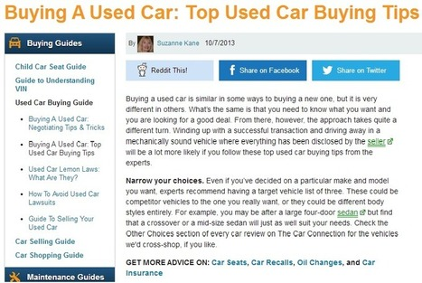 Quick and Easy Tips for Buying Reliable Used Cars in Indianapolis | xtreme Motors | Scoop.it