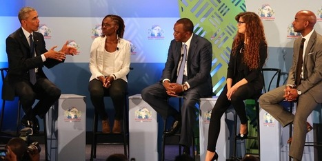 Entrepreneurs Called to Ignite Economic Growth for Africa and Beyond | Kauffman.org | n2euro | Scoop.it