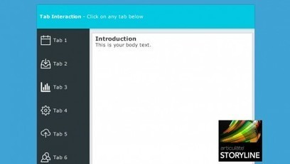 Creating a Tab Interaction in Articulate Storyline by Jeff Batt | Best price on CouponTrump | elearning stuff | Scoop.it