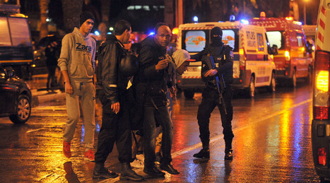 12 killed in suspected suicide bomb attack on Tunisian presidential guard bus | Saif al Islam | Scoop.it