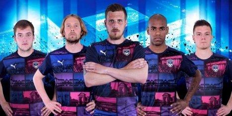 Le nouveau maillot des Girondins de Bordeaux fait un bad buzz... mondial | Crise de com' | Scoop.it
