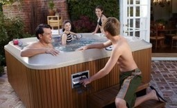 Purchase Hot Tub with Advanced Spa Design for Enhanced Spa Performance - | pool filters | Scoop.it