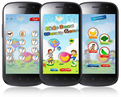 Android Applications Development - Kids Special | Android App | Scoop.it