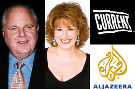 Limbaugh Goes After Al Jazeera's Current TV Purchase: Will Joy Behar Have To Wear Burka On-Air? | Mediaite | Diversity Journalism | Scoop.it