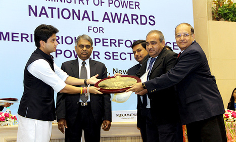 Gujarat power utility gets two awards for early completion of projects | Vote For INDIA | Scoop.it