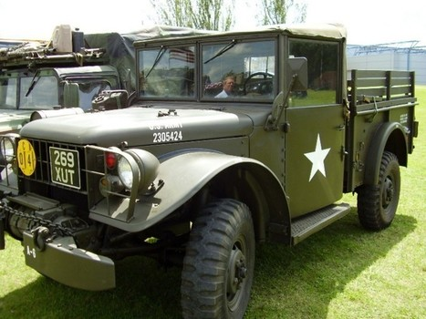 Dodge M37B1 – Walk Around | History Around the Net | Scoop.it
