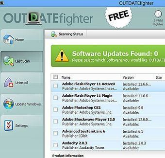 Mettre à jour facilement vos programmes Windows avec OUTDATEfighter | formation 2.0 | Scoop.it