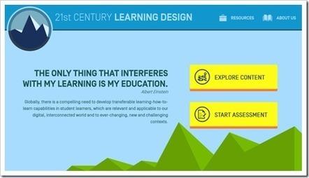 Windows 8 education app - 21st Century Learning Design app to ...   TAWA Tools   Scoop.it