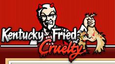 PETA's Campaign Against KFC   KentuckyFriedCruelty.com   nous ne pourrons pas dire nous ne savions pas   Scoop.it