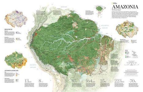 RESOURCE : Nat Geo's Amazonia - The Human Impact | Rainforest CLASSROOM: Inspiration, Resources,and More | Scoop.it