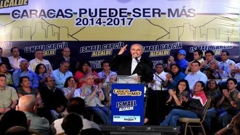 #Caracas...Ismael García presentó su Propuesta de #Cambio e #Inclusiónvision | Caracasos | Scoop.it