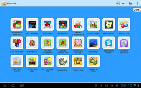 Kids Place, interesante propuesta de control parental en Android | Recull diari | Scoop.it