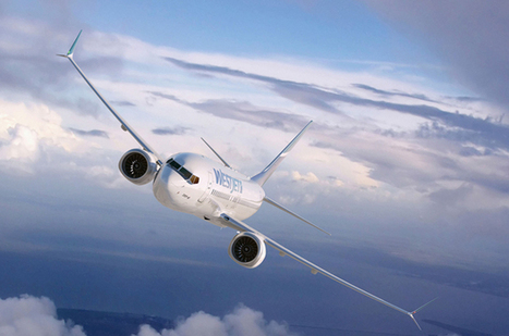 WestJet to purchase fuel-efficient aircraft | Ottewell Social Studies | Scoop.it