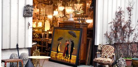 Puces de Saint-Ouen : le paradis de la brocante fait sa mue | Les Puces de Paris Saint-Ouen   - Paris Flea Market & a little more | Scoop.it