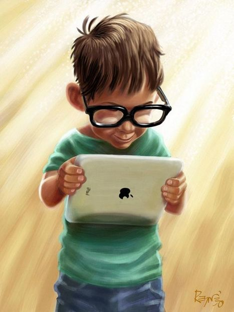 5 iPad Apps to Add to Your Know-It-All Toolkit | EducationalTechnology | Scoop.it