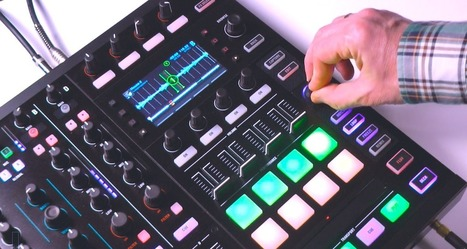Get Started With The Traktor Kontrol S8, Pt 4: Looping | DJing | Scoop.it
