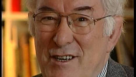 Seamus Heaney reads 'Whatever You Say, Say Nothing' - YouTube | Seamus Heaney | Scoop.it