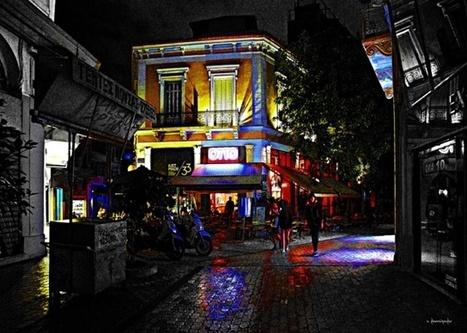 Όταν η Αθήνα φωτογραφίζεται - Art22 | Ήρα Παπαποστόλου | Scoop.it