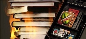 Ebooks now outsell hardcover print books   Library News   Scoop.it