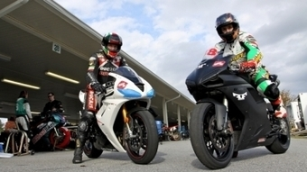 Ducati 848 EVO Final Test Versus Triumph 675 - Part 3 | Neale Bayly | SpeedTV.com | Desmopro News | Scoop.it