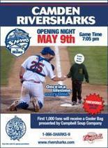 Shark Attack: Camden Riversharks Use Mobile Marketing and Custom QR Code to ... - PR Web (press release) | AniseSmith QR codes | Scoop.it