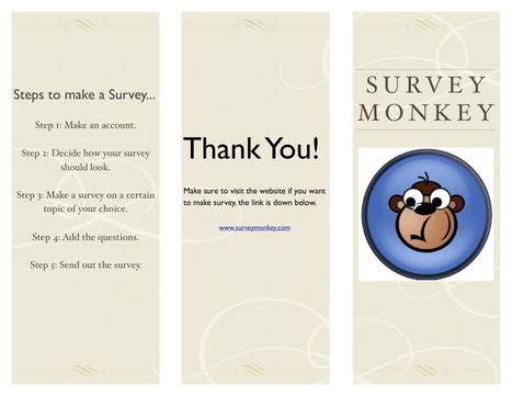 Survey Monkey Brochure(Page 1)   Relationship Status   Scoop.it