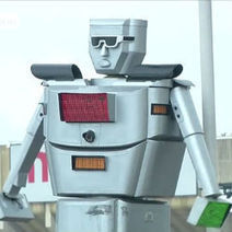Giant Robots Direct Traffic In The Congo : DNews | Robotics | Scoop.it