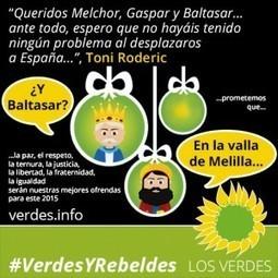 Queridos Melchor, Gaspar y Baltasar…   Opinión   Scoop.it