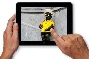 Tablettes: la Belgique rattrape la France et les États-Unis au taux de ... - Le Vif | emission tv | Scoop.it