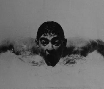 Exposition. Alfred Nakache, le nageur d'Auschwitz - La Dépêche   GenealoNet   Scoop.it