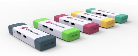 FXI Technologies Cotton Candy HDMI Stick To Fully Support Both Android and Ubuntu | Embedded Systems News | Scoop.it