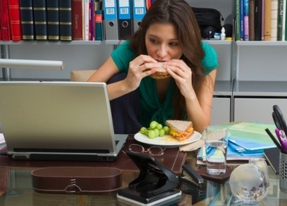 A new start-up that delivers healthy lunches to your desk | Health and Fitness | Scoop.it