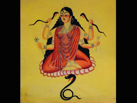 Story Of Manasa Devi: The Snake Goddess | Ancient Leadership | Scoop.it