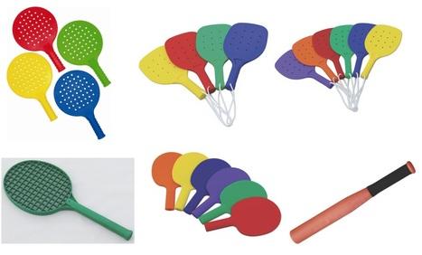 Primary Bats - TT Bats, Badminton Bats, Tennis Bats, Plastic Base Bats, Rackets Manufacturer Supplier India   Sports and Fitness Equipment   Scoop.it