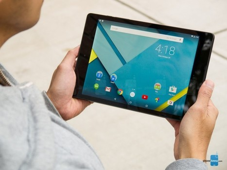 Hands-on Review: Google's Nexus 9 the Ultimate Tablet | Technology News | Scoop.it